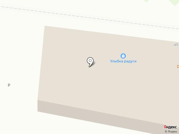 Магазин плетеных изделий на карте Великого Новгорода