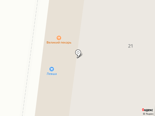 СтройРезерв на карте Великого Новгорода