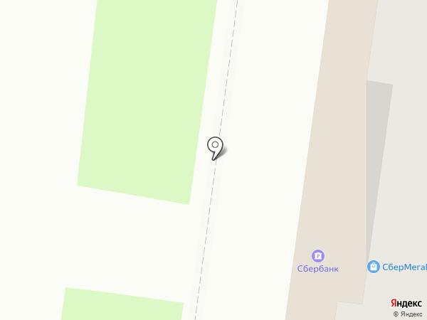 Сбербанк, ПАО на карте Великого Новгорода
