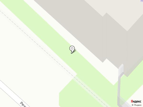 ПетроCтиль на карте Великого Новгорода