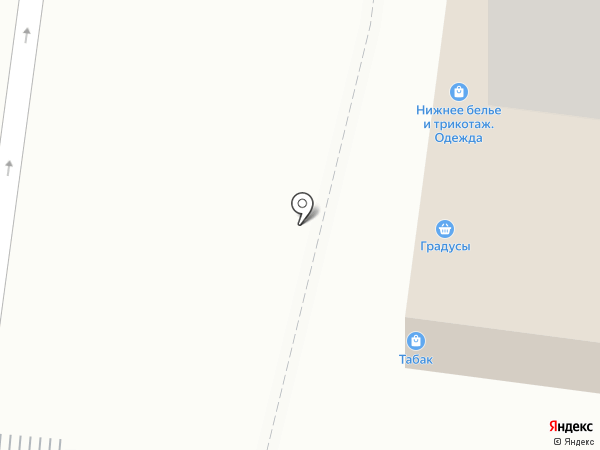 Магазин трикотажа на карте Великого Новгорода