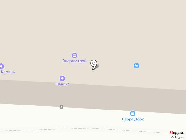 Estet на карте Великого Новгорода