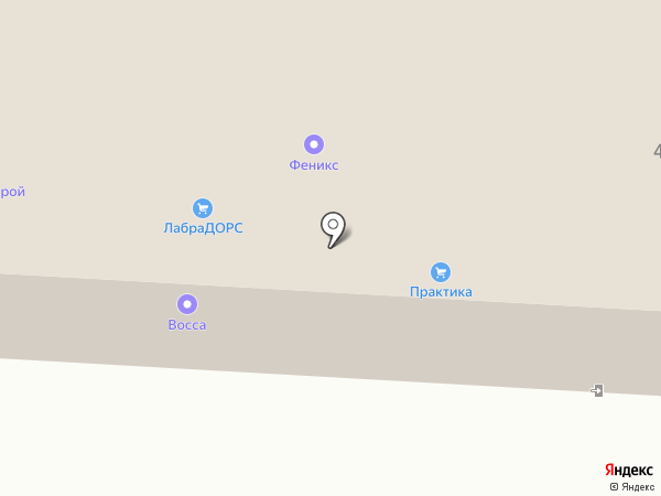 Латис на карте Великого Новгорода