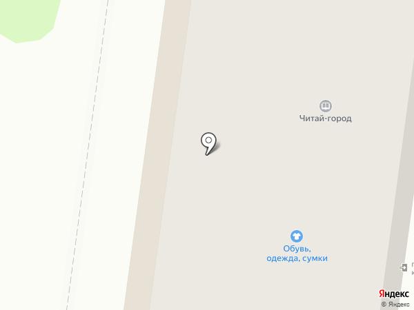 Читай-город на карте Великого Новгорода