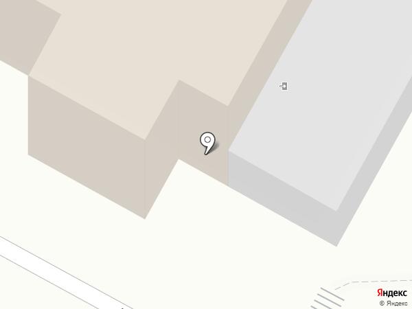 Дека на карте Великого Новгорода