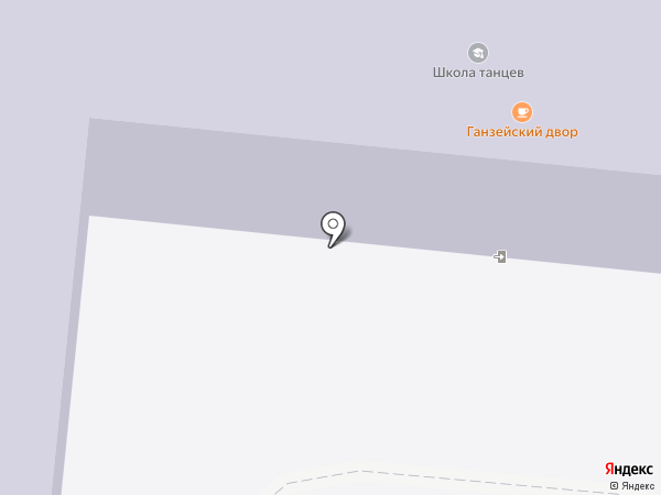 ТАШ на карте Великого Новгорода