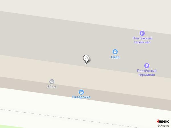 Три поросёнка на карте Великого Новгорода