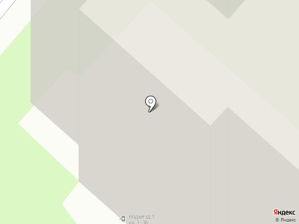Друг, ТСЖ на карте Великого Новгорода