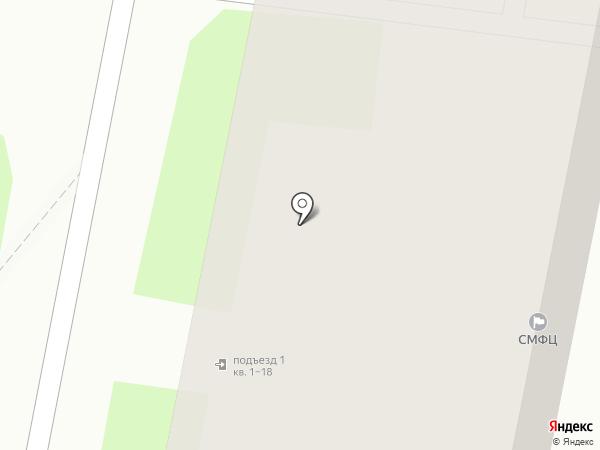 Новгородский комплексный центр на карте Великого Новгорода