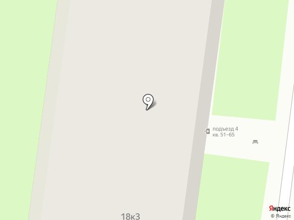 Родной Дом, ТСЖ на карте Великого Новгорода