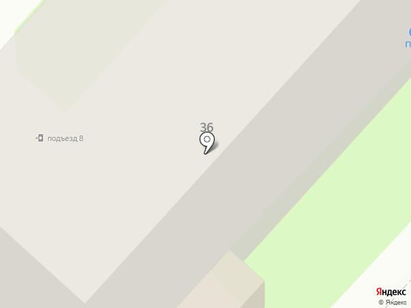 MoKKo на карте Великого Новгорода