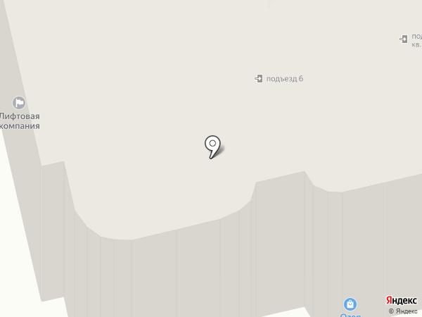Жилтрест-Н на карте Великого Новгорода