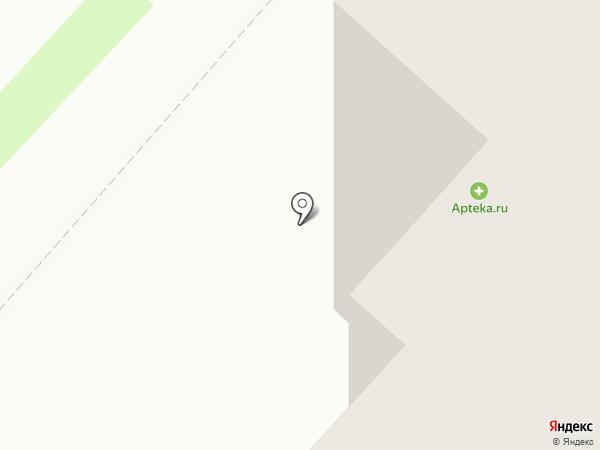 Всенародная на карте Великого Новгорода