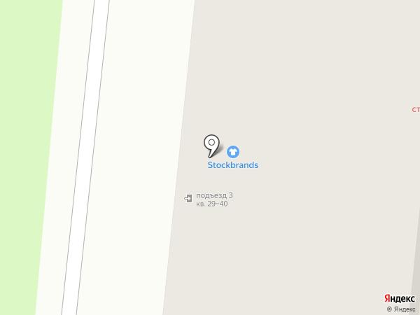 Квок на карте Великого Новгорода