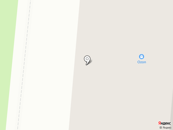 Кадриль на карте Великого Новгорода