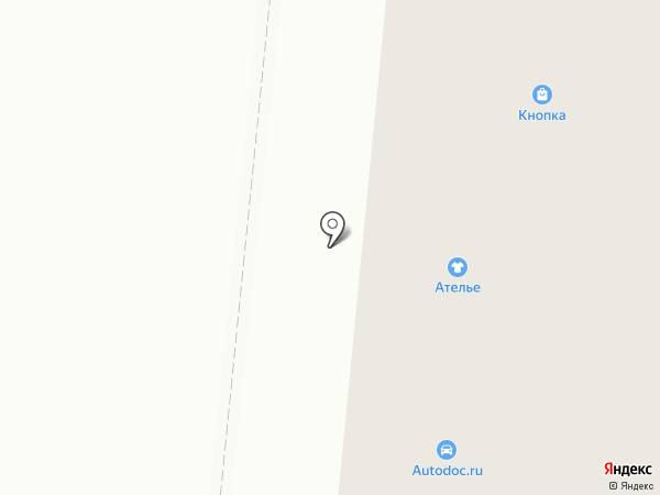Тройка на карте Великого Новгорода