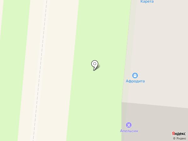 Магазин на карте Великого Новгорода