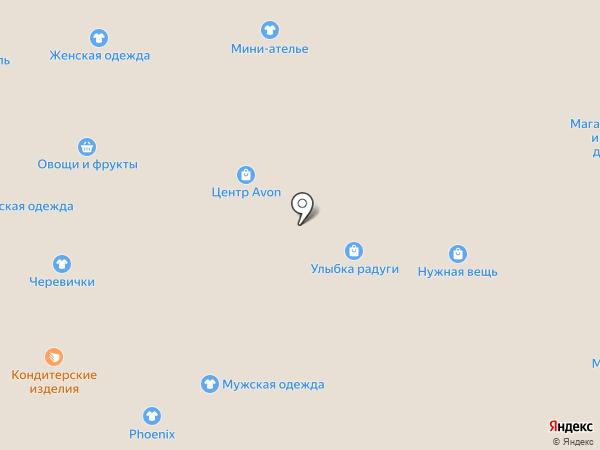 Венетто на карте Великого Новгорода