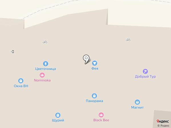 Добрый Тур на карте Великого Новгорода