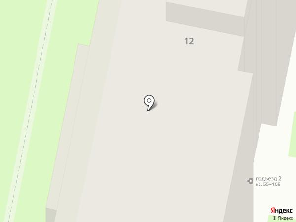 7 на карте Великого Новгорода