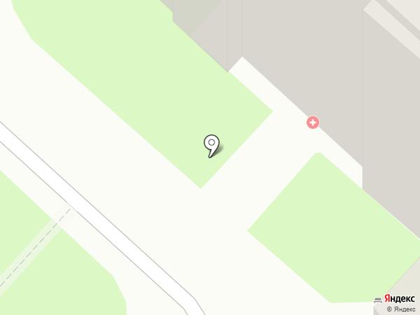 MEN на карте Великого Новгорода