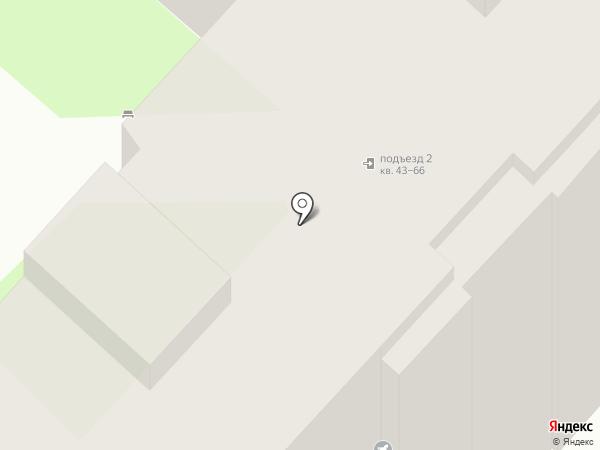 ИМАС на карте Великого Новгорода