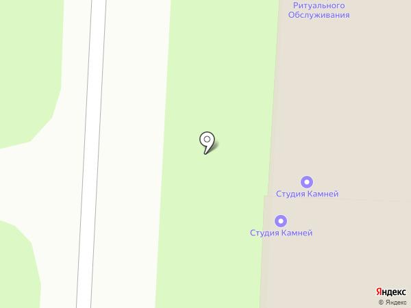 ПД ПАМЯТЬ на карте Великого Новгорода