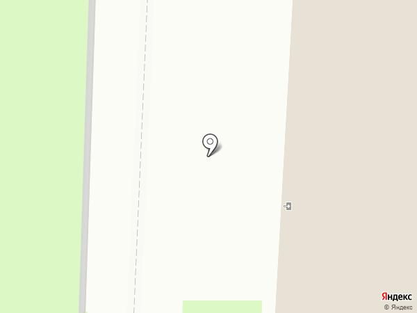 Акрон на карте Великого Новгорода