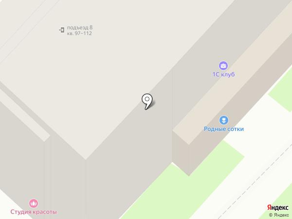 СОФТ-СЕРВИС на карте Великого Новгорода
