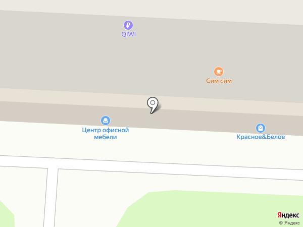 Иволга на карте Великого Новгорода