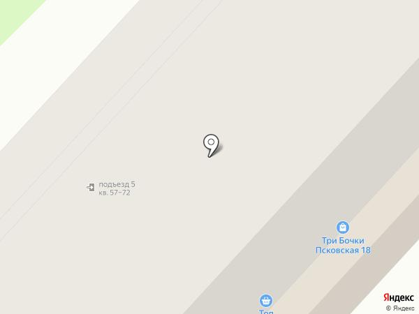 Faberlic на карте Великого Новгорода