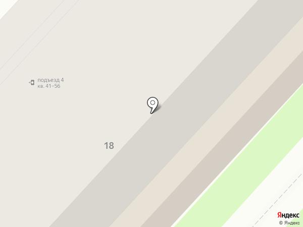 Табачная лавка на карте Великого Новгорода