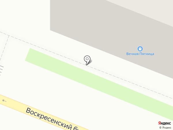 Папай на карте Великого Новгорода