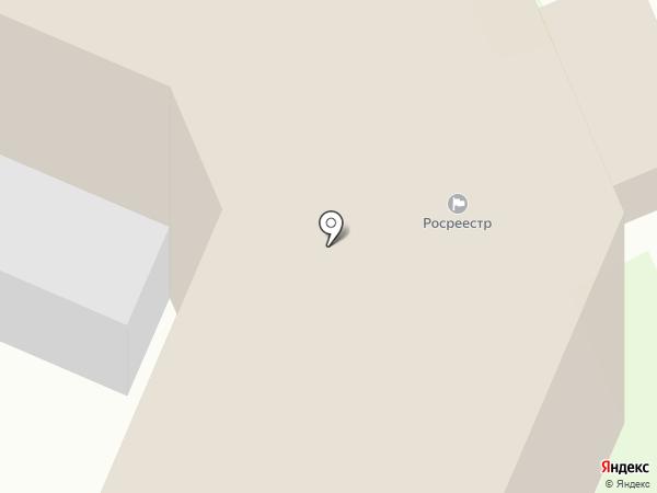 Управление Федеральной службы государственной регистрации, кадастра и картографии по Новгородской области на карте Великого Новгорода