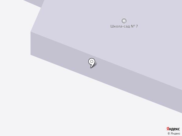 Дошкольное отделение на карте Великого Новгорода