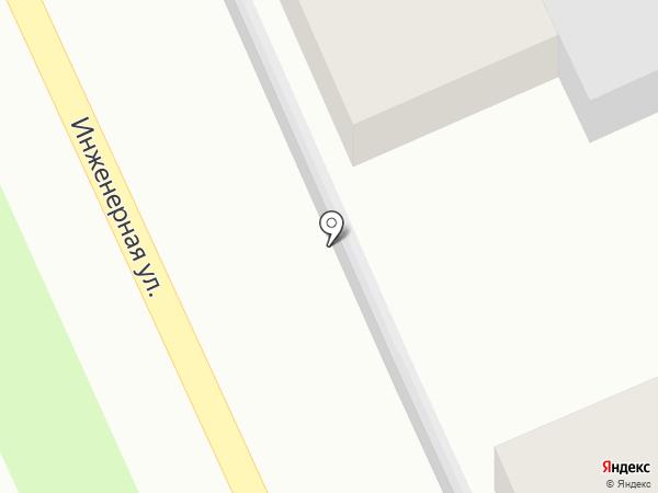 Киоск бытовых услуг на карте Великого Новгорода