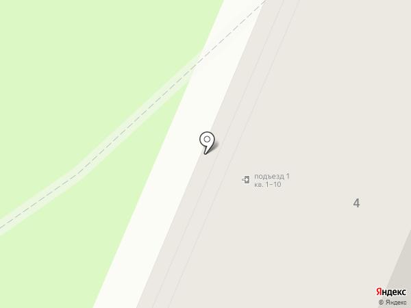 Управляющая компания №7/2 на карте Великого Новгорода