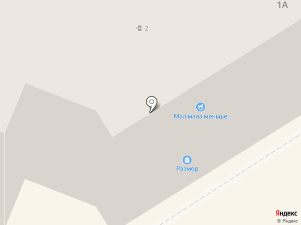 Размер на карте Великого Новгорода