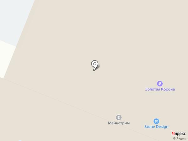 Канцлер на карте Великого Новгорода
