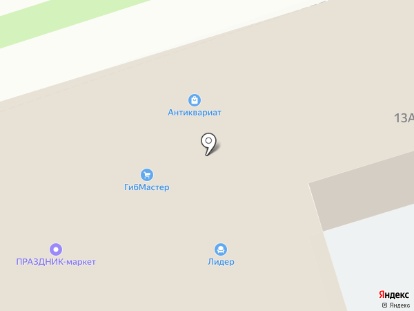 СтройЗабор на карте Великого Новгорода
