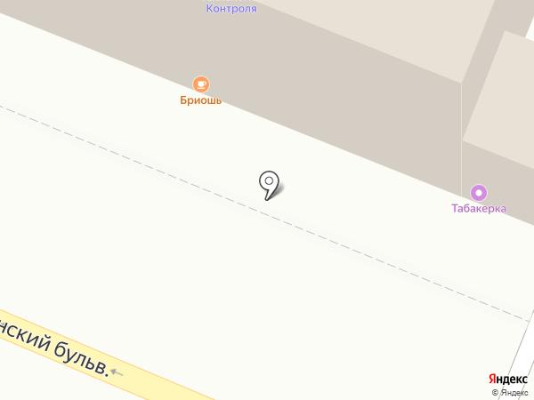 Сувенирная Табакерка на карте Великого Новгорода