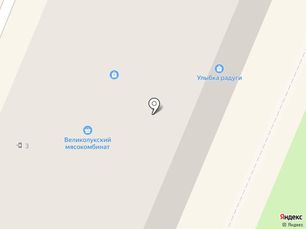 Заварка на карте Великого Новгорода