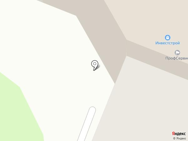 Теплоуниверсал на карте Великого Новгорода