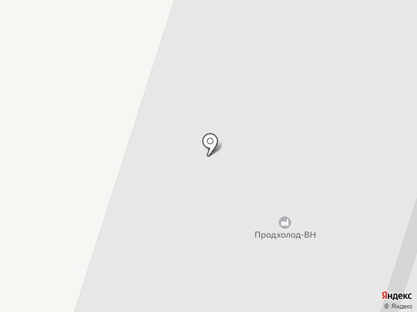 Продхолод-ВН на карте Великого Новгорода