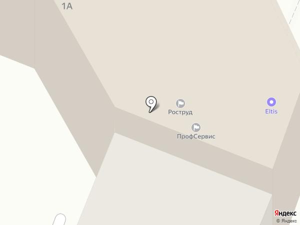 Псковская испытательная лаборатория охраны труда на карте Великого Новгорода