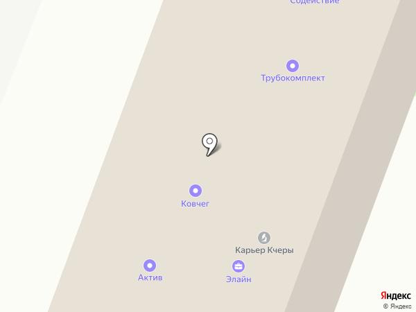 BiT на карте Великого Новгорода