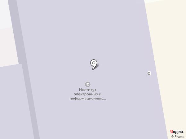 Новгородский технопарк, ЗАО на карте Великого Новгорода