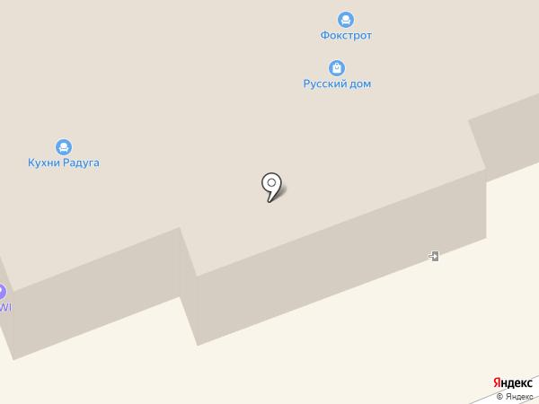ДиВэй на карте Великого Новгорода