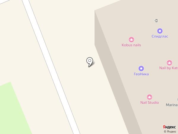 Косметический кабинет на карте Великого Новгорода