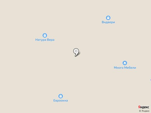 Бамбук на карте Великого Новгорода